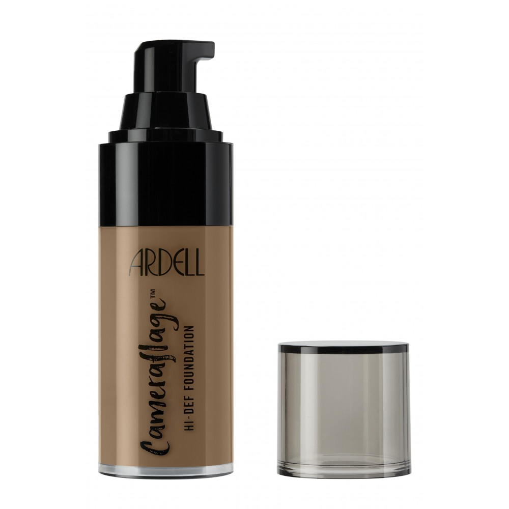 ARDELL BEAUTY CAMERAFLAGE FOUNDATION FOND DE TEN FDT DARK 12