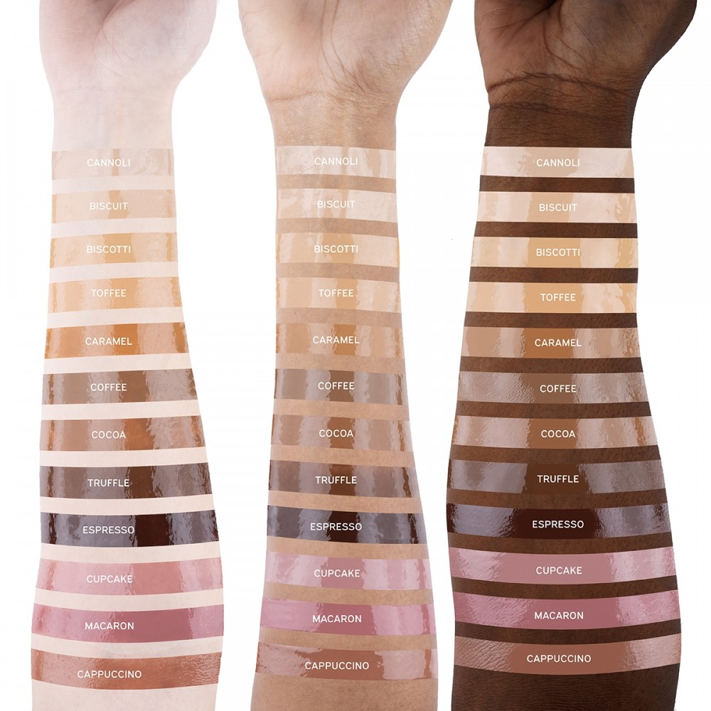 DANESSA MYRICKS BEAUTY COLORFIX NUDE GLAZES TOFFEE