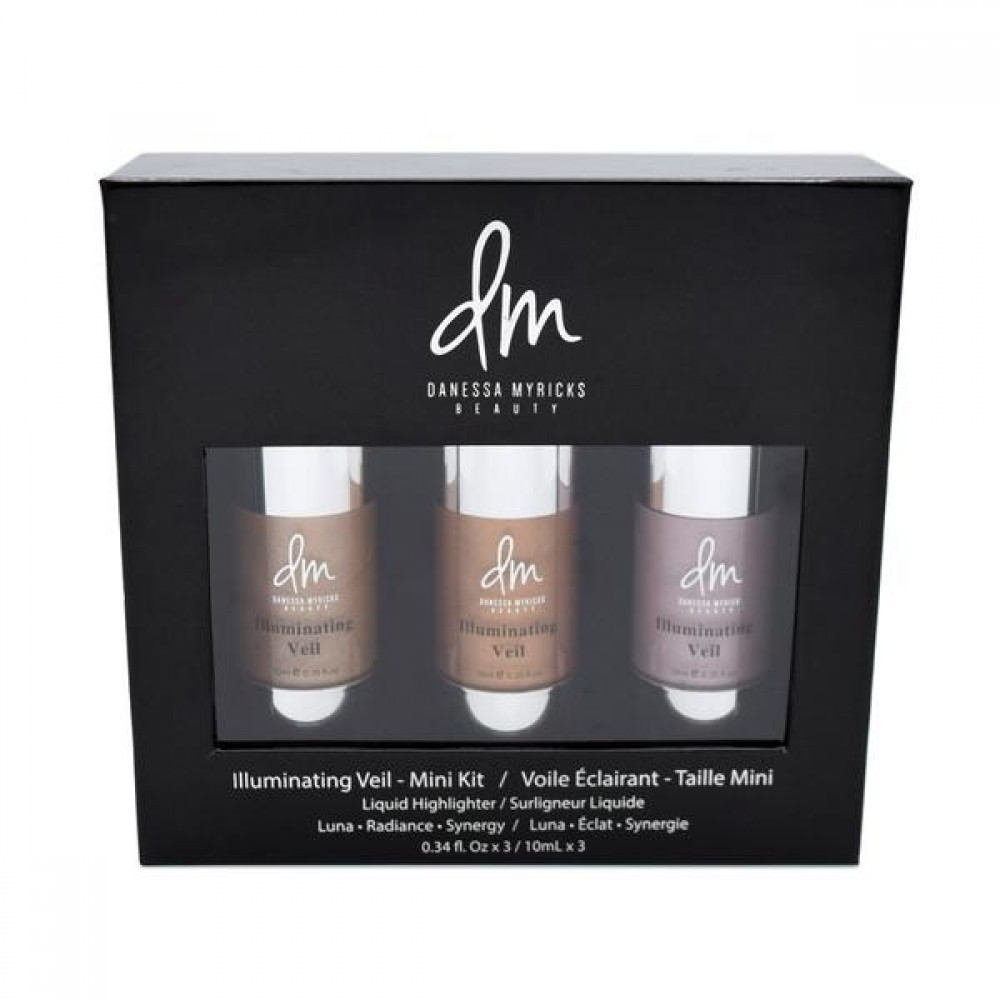 DANESSA MYRICKS BEAUTY ILLUMINATING VEIL KIT MINI