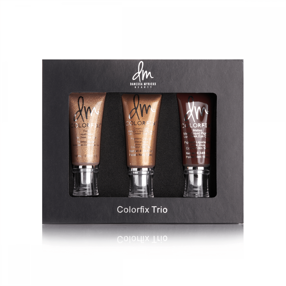 DANESSA MYRICKS BEAUTY COLORFIX TRIO CLASSIC