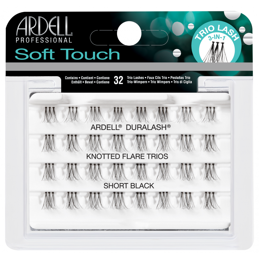 Gene False Ardell Manunchiuri Smocuri Trio Soft Touch cu nod S