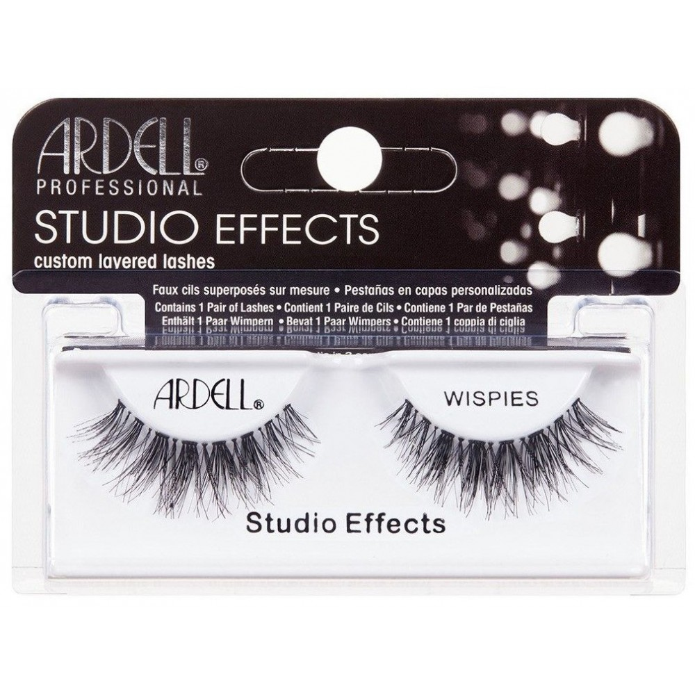 Gene False Banda Ardell Studio Effects Wispies