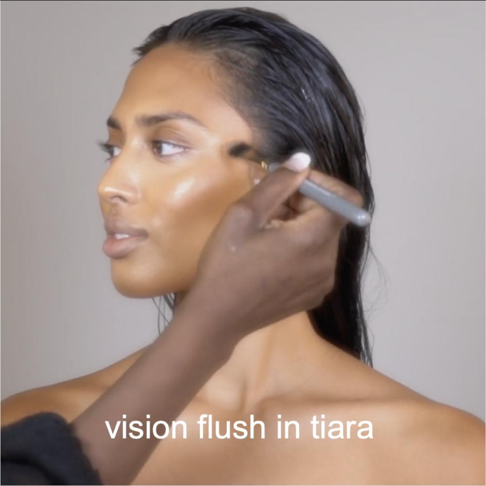 DANESSA MYRICKS BEAUTY VISION FLUSH TIARA