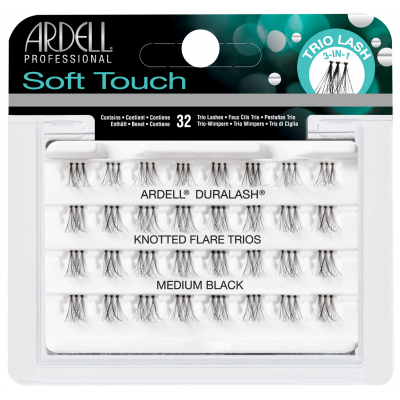 Gene False Ardell Manunchiuri Smocuri Trios Soft Touch cu nod M
