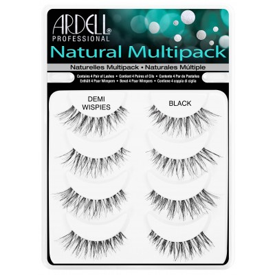 Gene False Banda Ardell Demi Wispies Set Multipack 4 bucati