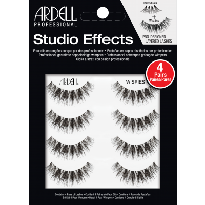 Gene False Ardell Studio Effects Wispies Set 4