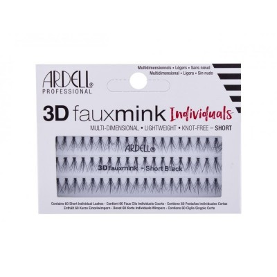 Gene Ardell Smocuri 3D Faux Mink S