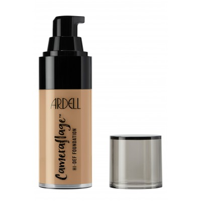 ARDELL BEAUTY CAMERAFLAGE FOUNDATION FOND DE TEN FDT DARK 10