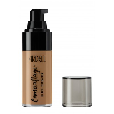 ARDELL BEAUTY CAMERAFLAGE FOUNDATION FOND DE TEN FDT DARK 11