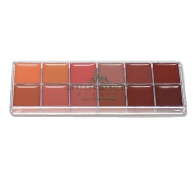 DANESSA MYRICKS BEAUTY PALETTE LUXE CREAM THE NUDIST