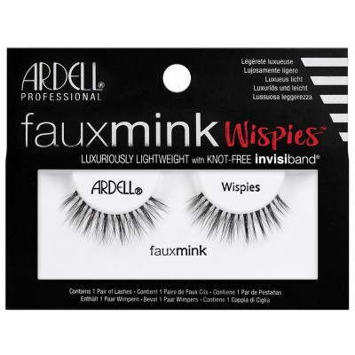 Gene False Banda Ardell Faux Mink Wispies