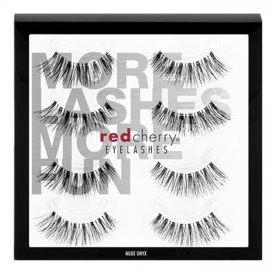 Gene False Red Cherry Nude Onyx Set 4