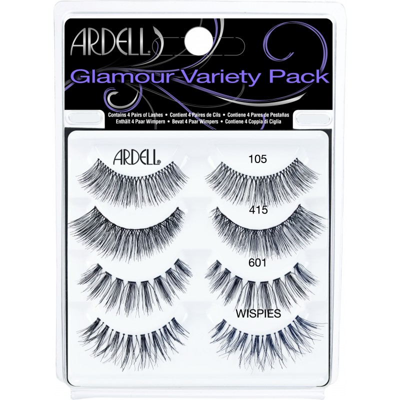 Gene False Ardell Variety Glamour Set 4