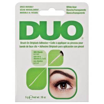 Adeziv Gene False Duo Brush Transparent 5g