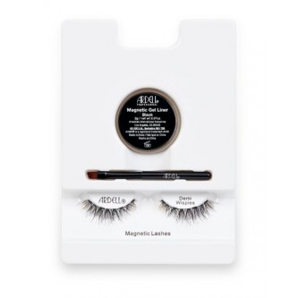 Gene Magnetice Ardell Demi Wispies+Eyeliner gel