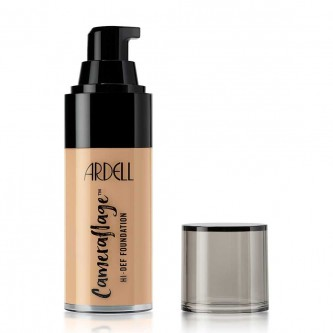 ARDELL BEAUTY CAMERAFLAGE FOUNDATION FOND DE TEN FDT MEDIUM 6