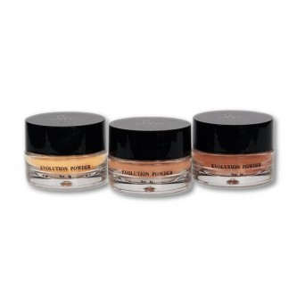 DANESSA MYRICKS BEAUTY PUDRA PULBERE EVOLUTION TRIO MEDIUM DEEP