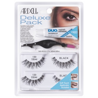 Gene False Ardell 120 Demi Deluxe Pack 2 bucati
