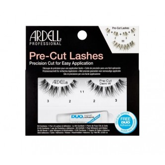 Gene False Ardell PreCut Demi Wispies Set