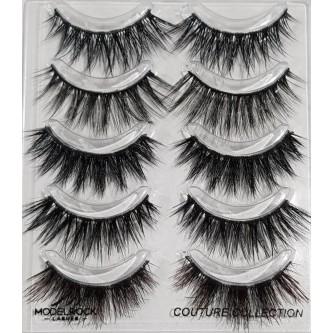 Gene False Banda 2D ModelRock Couture Collection set 5 multipack