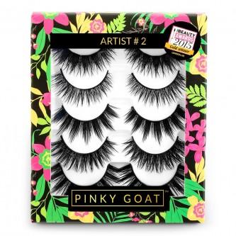 Gene False Banda Pinky Goat Multipack Set 5 bucati ARTIST 2