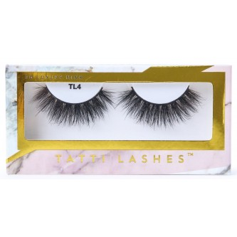 Gene False Tatti Lashes 3D Mink TL4