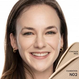 DANESSA MYRICKS BEAUTY FOND DE TEN VISION CREAM COVER N02