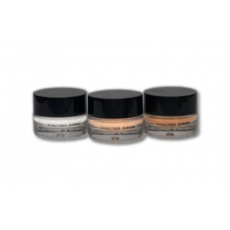 DANESSA MYRICKS BEAUTY PUDRA PULBERE EVOLUTION TRIO LIGHT