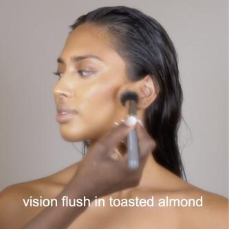 DANESSA MYRICKS BEAUTY VISION FLUSH TOASTED ALMOND