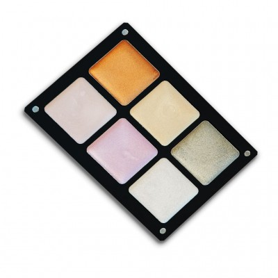 DANESSA MYRICKS BEAUTY PALETA WATERPROOF FIRE AND ICE