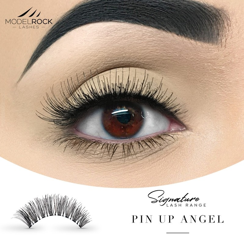 ModelRock Lashes 2D Pin up Angel