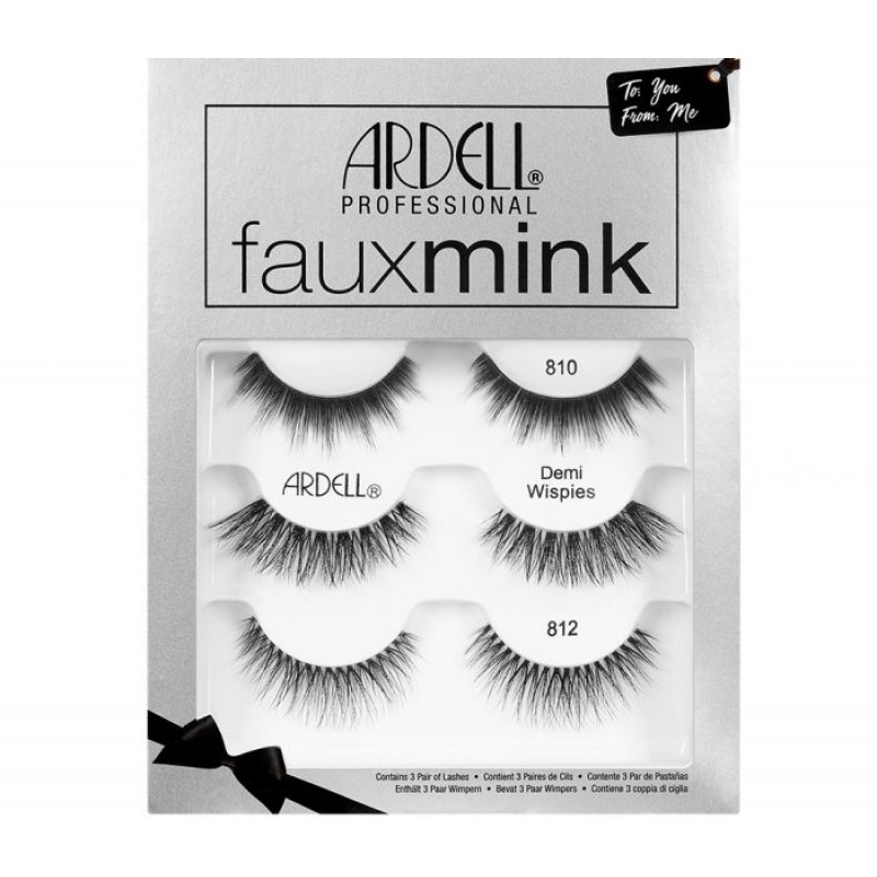 Ardell Lashes Faux Mink Variety Pack #2