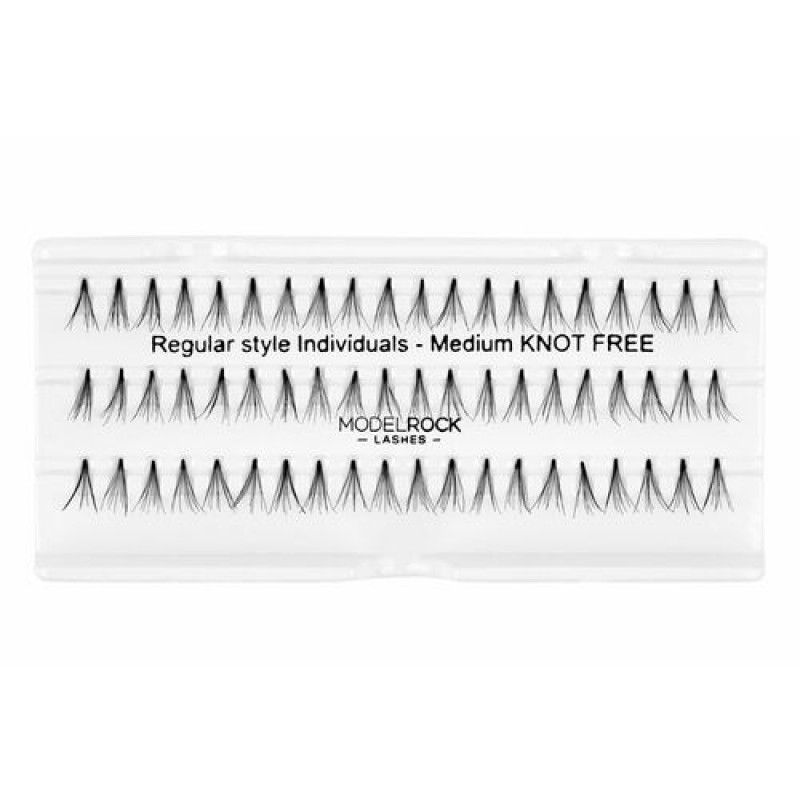 ModelRock Lashes Knot Free Flare M